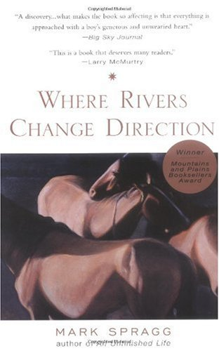 Where Rivers Change Direction   2000 edition cover