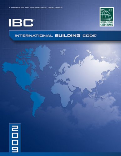 International Building Code 2009   2009 edition cover