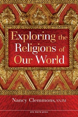 Exploring the Religions of Our World   2008 (Student Manual, Study Guide, etc.) edition cover