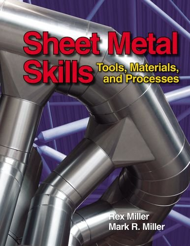 Sheet Metal Skills Tools, Materials, and Processes  2011 edition cover