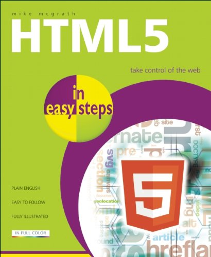 HTML5 in Easy Steps   2011 9781840784251 Front Cover