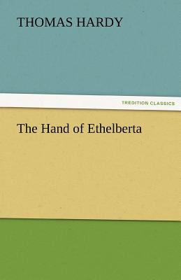 Hand of Ethelbert  N/A 9783842452251 Front Cover