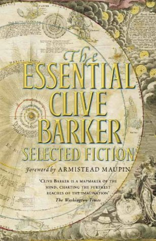 THE ESSENTIAL CLIVE BARKER N/A edition cover