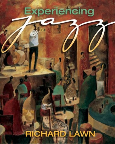 Experiencing Jazz   2007 edition cover