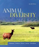 Animal Diversity  7th 2015 9780073524252 Front Cover
