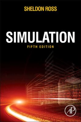 Simulation  5th 2012 edition cover