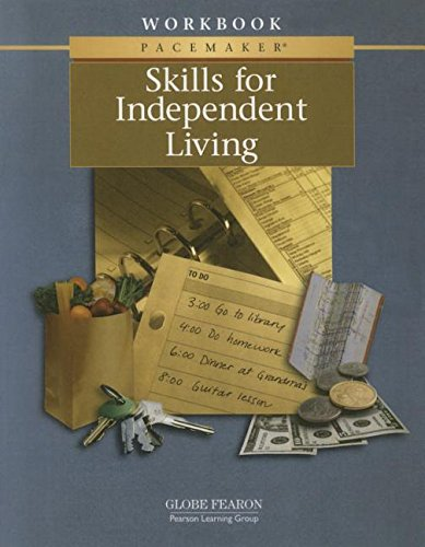 Skills for Independent Living   2002 (Workbook) edition cover