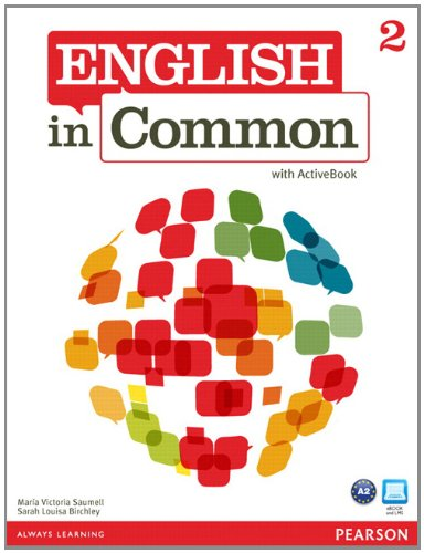 English in Common, Level 2   2012 edition cover