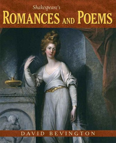 Shakespeare's Romances and Poems   2007 edition cover