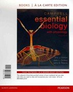 Campbell Essential Biology with Physiology, Books a la Carte Edition  4th 2013 edition cover