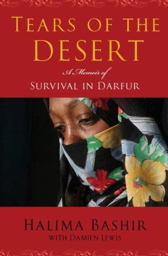 Tears of the Desert : A Memoir of Survival in Darfur  2008 edition cover