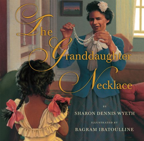Granddaughter Necklace   2012 edition cover