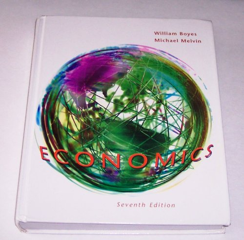 Economics  7th 2008 9780618833252 Front Cover