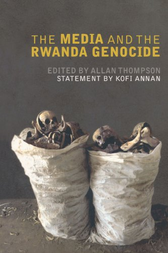 Media and the Rwanda Genocide   2006 9780745326252 Front Cover