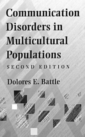 Communication Disorders in Multicultural Populations 2nd 1998 9780750698252 Front Cover