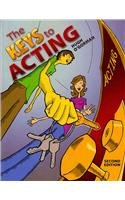 Keys to Acting  2nd 2010 (Revised) edition cover