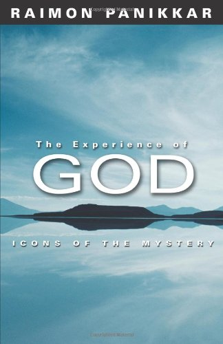 Experience of God Icons of the Mystery  2006 edition cover