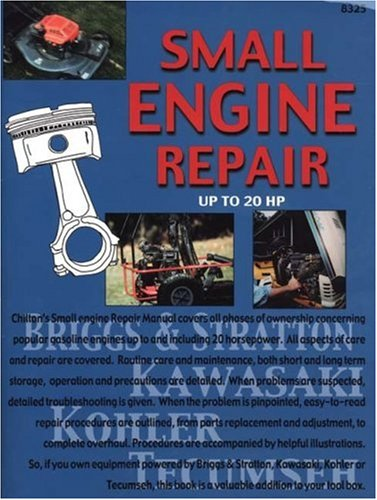 Small Engine Repair up to 20 Hp   1994 edition cover