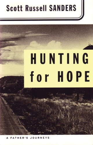 Hunting for Hope A Father's Journeys  1999 edition cover