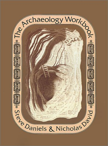 Archaeology Workbook   1982 edition cover