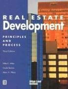 Real Estate Development Principles and Process 3rd 2000 edition cover