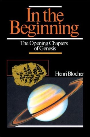 In the Beginning The Opening Chapters of Genesis N/A edition cover