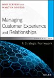Managing Customer Experience and Relationships A Strategic Framework 3rd 2016 9781119236252 Front Cover