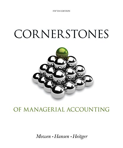 CORNERSTONES OF MANAGERIAL...-W/ACCESS  N/A 9781285579252 Front Cover