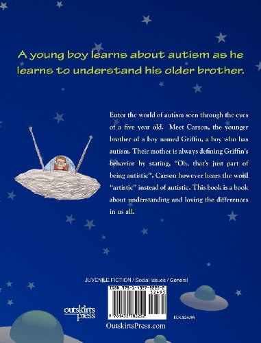 My Brother Is Artistic A Brother's View of Autism  2012 edition cover