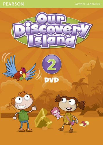 Our Discovery Island American Edition DVD 2  2011 edition cover