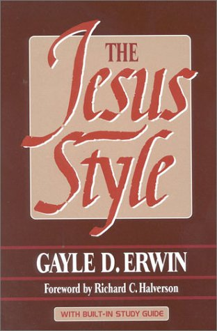 Jesus Style  5th (Revised) edition cover
