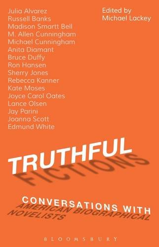Truthful Fictions: Conversations with American Biographical Novelists   2014 edition cover