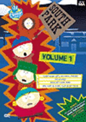 South Park Vol. 1 System.Collections.Generic.List`1[System.String] artwork