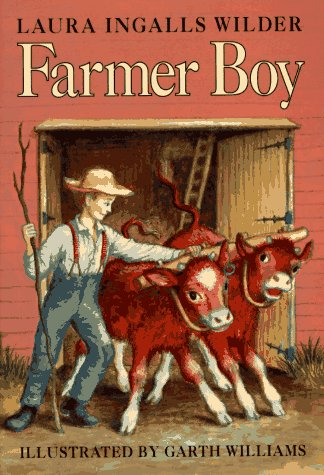 Farmer Boy  Revised  edition cover