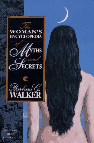Women's Encyclopedia of Myths and Secrets   1983 edition cover