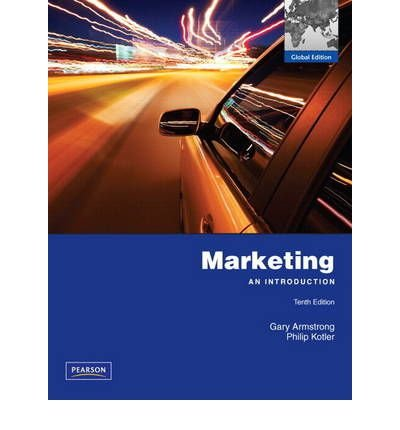 Marketing introduction&mymarketglab sac Pkg  10th 2011 9780132802253 Front Cover