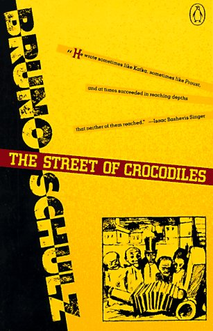 Street of Crocodiles  N/A 9780140186253 Front Cover