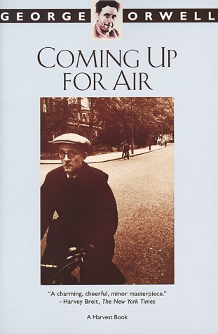 Coming up for Air   1969 (Reprint) edition cover