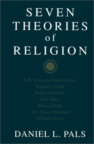 Seven Theories of Religion   1996 (Reprint) edition cover