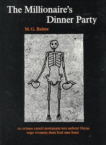 Millionaire's Dinner Party   1973 edition cover