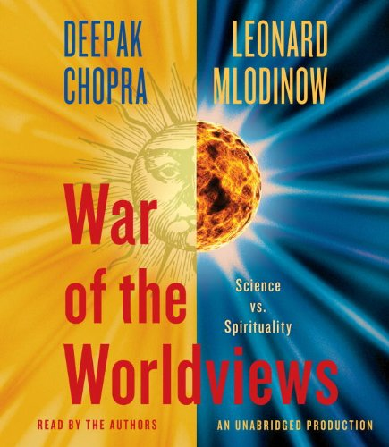 War of the Worldviews: Science vs. Spirituality  2011 edition cover