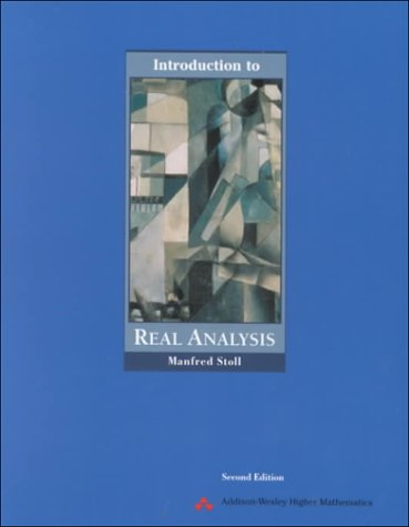 Introduction to Real Analysis  2nd 2001 (Revised) edition cover