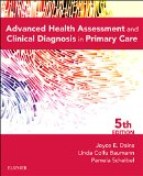 Advanced Health Assessment and Clinical Diagnosis in Primary Care  5th 2016 edition cover