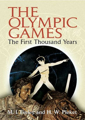 Olympic Games The First Thousand Years  2005 edition cover