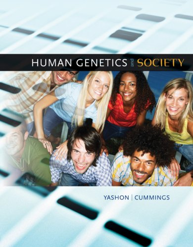 Human Genetics and Society   2009 edition cover