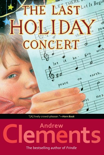 Last Holiday Concert   2006 edition cover