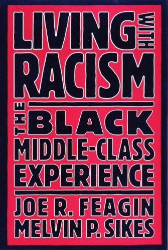 Living with Racism The Black Middle-Class Experience  1995 edition cover