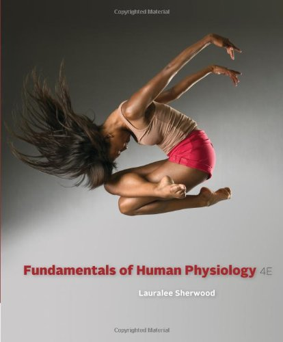 Fundamentals of Human Physiology  4th 2012 edition cover