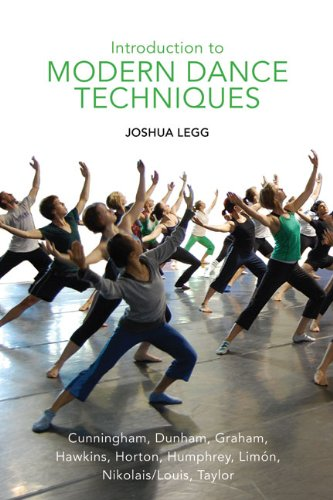 Introduction to Modern Dance Techniques   2011 edition cover