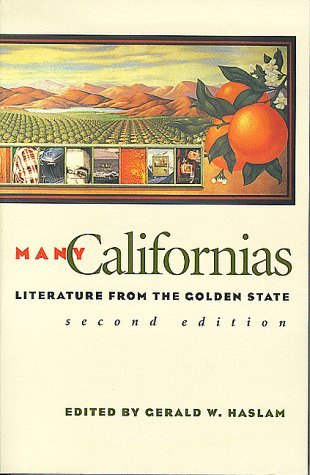 Many Californias Literature from the Golden State 2nd 1999 (Revised) edition cover